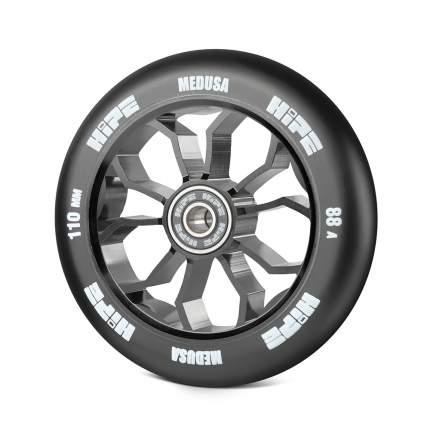 Колесо HIPE Medusa wheel LMT36 110мм black/core black