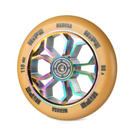 Колесо HIPE Medusa wheel LMT36 110мм brown/core neo chrom