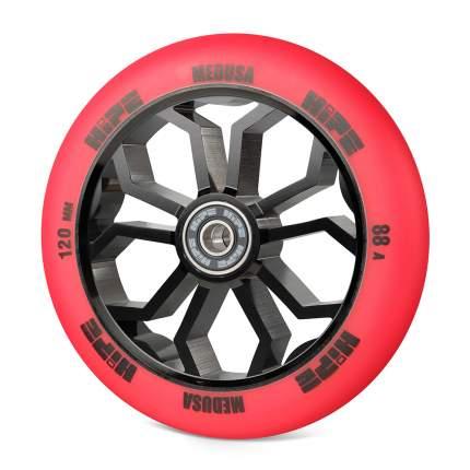 Колесо HIPE Medusa wheel LMT36 120мм red/core black