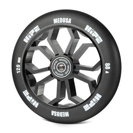 Колесо для самоката Hipe Medusa Wheel LMT36 120 мм черное