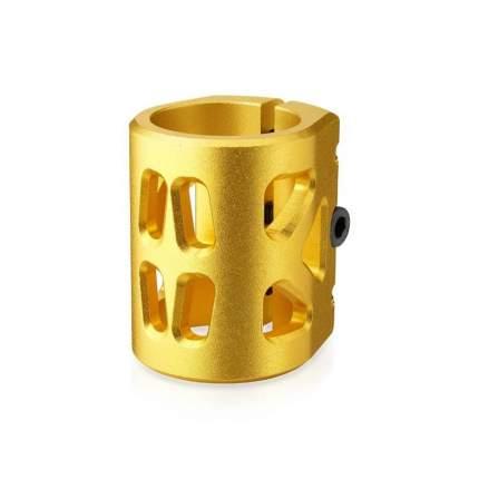 Хомут-B Fox Pro HIC d 34.9, 3 bolt oversized gold