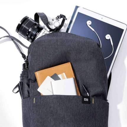 Рюкзак Xiaomi Colorful Mini Backpack черный 3 л