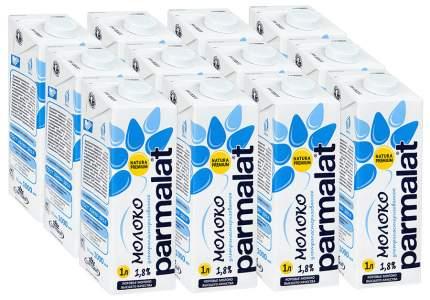 Молоко Parmalat ультрапастеризованное  1.8% 1 л 12 шт