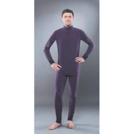 Комплект мужского термобелья Guahoo: рубашка + кальсоны (650-S/BK / 650-P/BK) (XS)