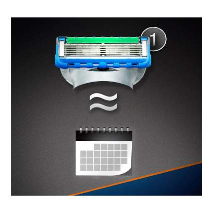 Мужская бритва Gillette Fusion5 ProGlide с 2 сменными кассетами