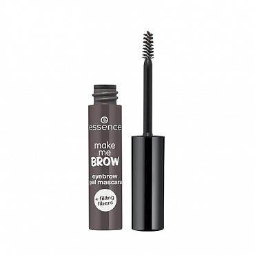 Тонирующий гель для бровей essence make me brow eyebrow gel mascara - 04 Ashy Brows