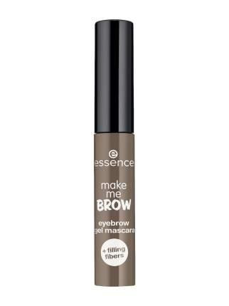 Тонирующий гель для бровей essence make me brow eyebrow gel mascara - 05 Chocolaty Brows