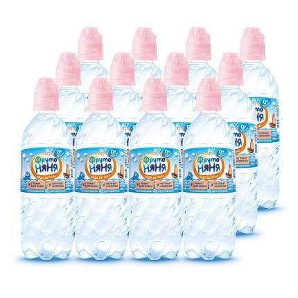 Вода детская питьевая Фрутоняня с 0 мес., 0.33л. 500311_1