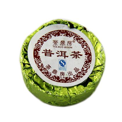 Пуэр Шен Зеленая медалька, 100 г