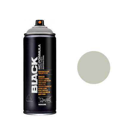 Аэрозольная краска Montana Black Mouse 400 мл серый