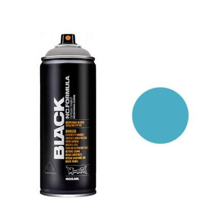 Аэрозольная краска Montana Black Cool cologne 400 мл бирюзовая