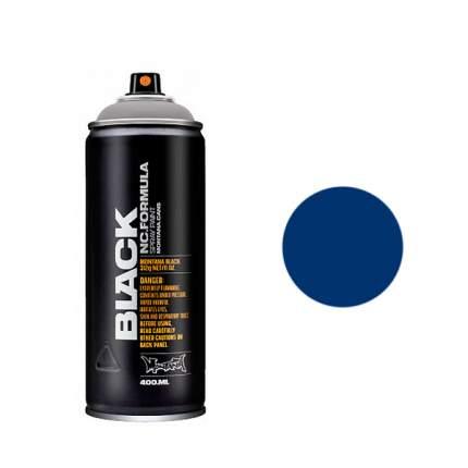 Аэрозольная краска Montana Black Ultramarine 400 мл