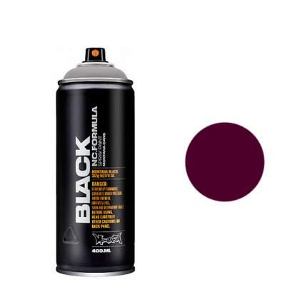 Аэрозольная краска Montana Black Winegum 400 мл бордовая