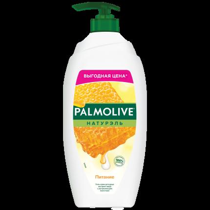 Гель для душа Palmolive Питание Мёд и молочко 750 мл
