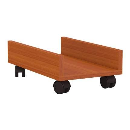 Подставка под системный блок Мебельный Двор 4-02 вишня 27х45х15