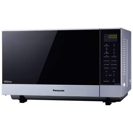 Микроволновая печь с грилем Panasonic NN-GF574MZPE silver/black
