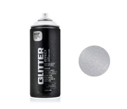 Лак аэрозольный блеск-эффект серебро блеск-эффект 400мл