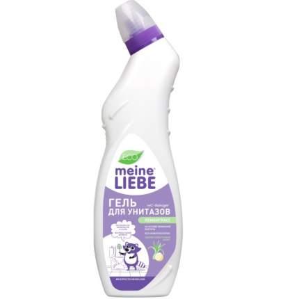Гель для чистки унитазов Meine Liebe на основе лимонной кислоты 750 мл