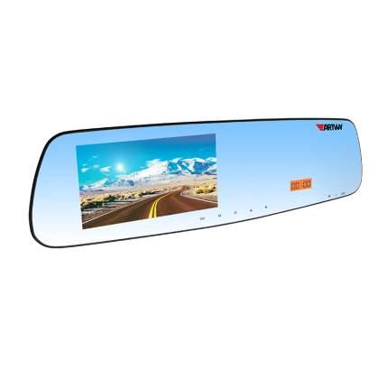 Салонное зеркало заднего вида с регистратором Artway MD-161 Радар детектор, GPS