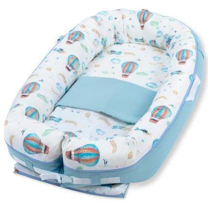 Кокон-гнездышко для новорожденных loombee Дерби BN-0078