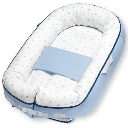 Кокон-гнездышко для новорожденных loombee Дерби арт. BN-0092