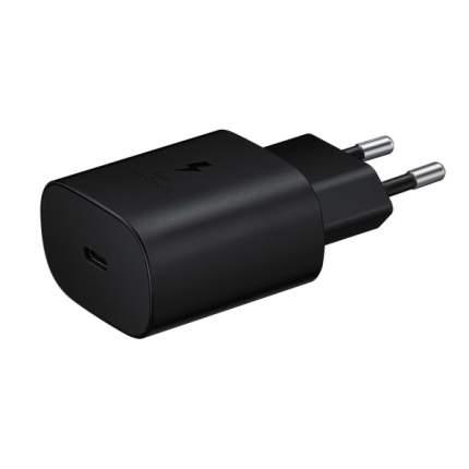 Сетевое зарядное устройство Samsung 1 USB Type-C, 3 A, (EP-TA800NBEGRU) black