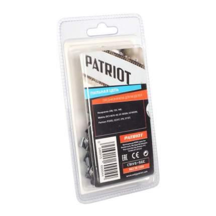 Цепь для цепной пилы PATRIOT 91VS-56E 862381356