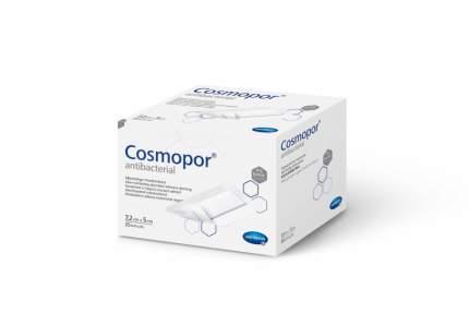Самоклеящиеся серебросодержащие повязки Cosmopor Antibacterial 7,2 х 5 см 25 шт.