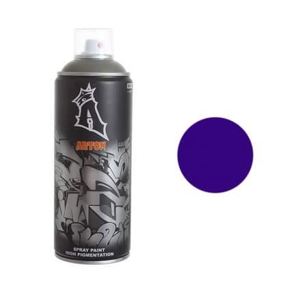 Аэрозольная краска Arton Dark Violet 400 мл фиолетовая