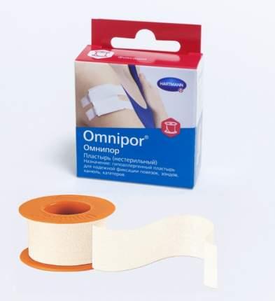 Пластырь Omnipor фиксирующий 1,25 см х 5 м 1 шт.
