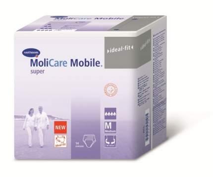 Впитывающие трусы MoliCare Mobile super М 14 шт.