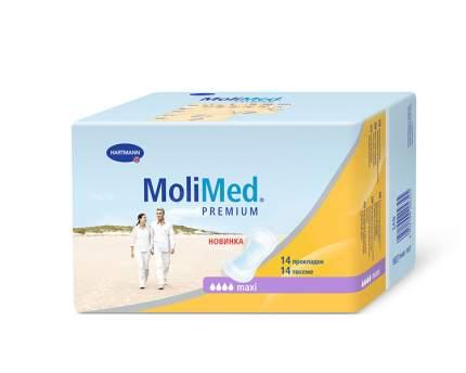 Урологические прокладки Molimed Premium maxi 14 шт.