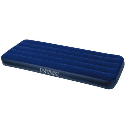 Надувная кровать Intex Classic Downy Bed twin 68950