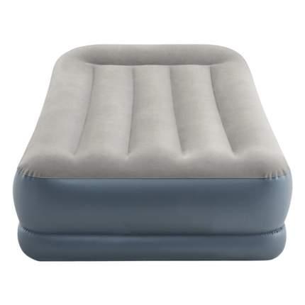 Надувная кровать Intex Pillow Rest Mid-Rise Bed twin 64116