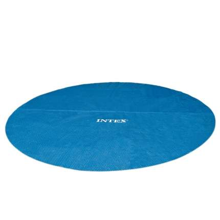 Обогревающее покрывало solar cover, диаметр 305 см  intex, арт, 29021, Интекс