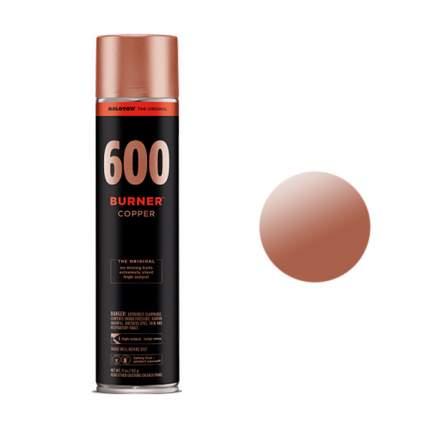 Аэрозольная краска Molotow Burner Cooper 600 мл