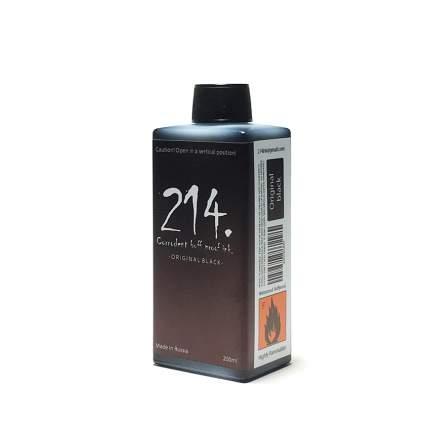 Заправка для маркеров 214 Ink Original 250 мл Черная