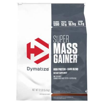 Гейнер Dymatize Nutrition Super Mass Gainer 5430 г Gourmet Vanilla