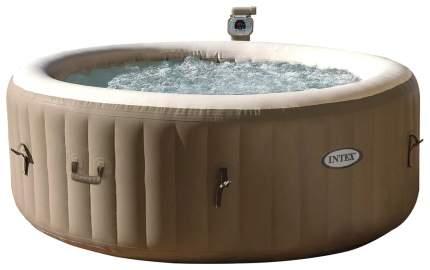 СПА-бассейн Intex PureSpa Bubble Therapy 28404 196x196x71 см