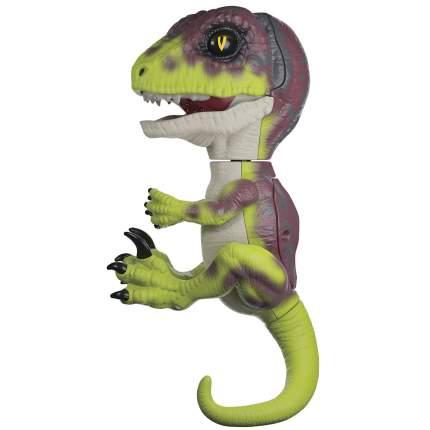 Интерактивная игрушка Fingerlings Динозавр Стелс, 12 см, 40 действий и звуков! 3782