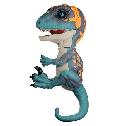 Интерактивная игрушка Fingerlings Динозавр Фури, 12 см, 40 действий и звуков! 3783