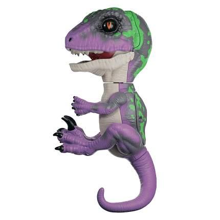 Интерактивная игрушка Fingerlings Динозавр Рейзор, 12 см, 40 действий и звуков! 3784