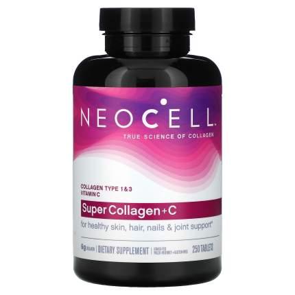 Супер коллаген с витамином C - Neocell Super Collagen C (250 таблеток)