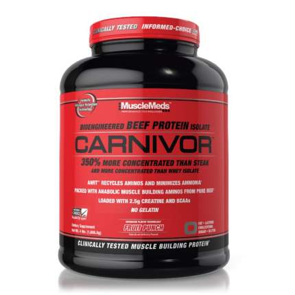Протеин Musclemeds Carnivor 1900 г Fruit Punch