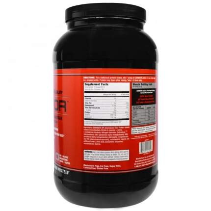 Протеин Musclemeds Carnivor 1160 г Fruit Punch