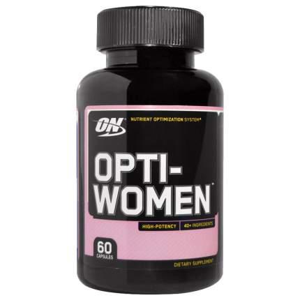 Витаминно-минеральный комплекс Optimum Nutrition Opti-Women 60 капсул