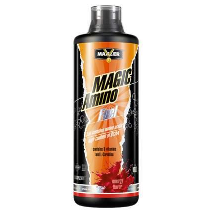 Amino Magic Fuel Maxler, 1000 мл, red bull