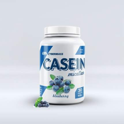 Протеин CyberMass Casein 900 г Blueberry