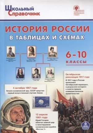История России в таблицах и схемах. 6-10 классы
