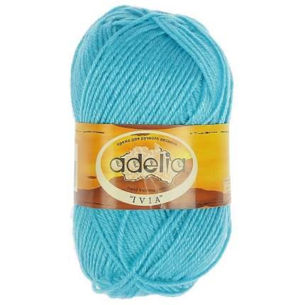 """Вязание Пряжа ADELIA """"IVIA"""" 4 шт, в упак, цвет голубой IVIA-122, 150 м от Adelia"""